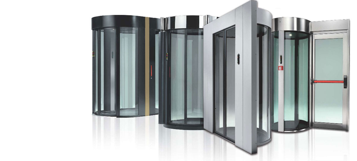 Meesons have the widest range of security portals available