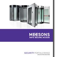 Meesons launch new Portal Brochure