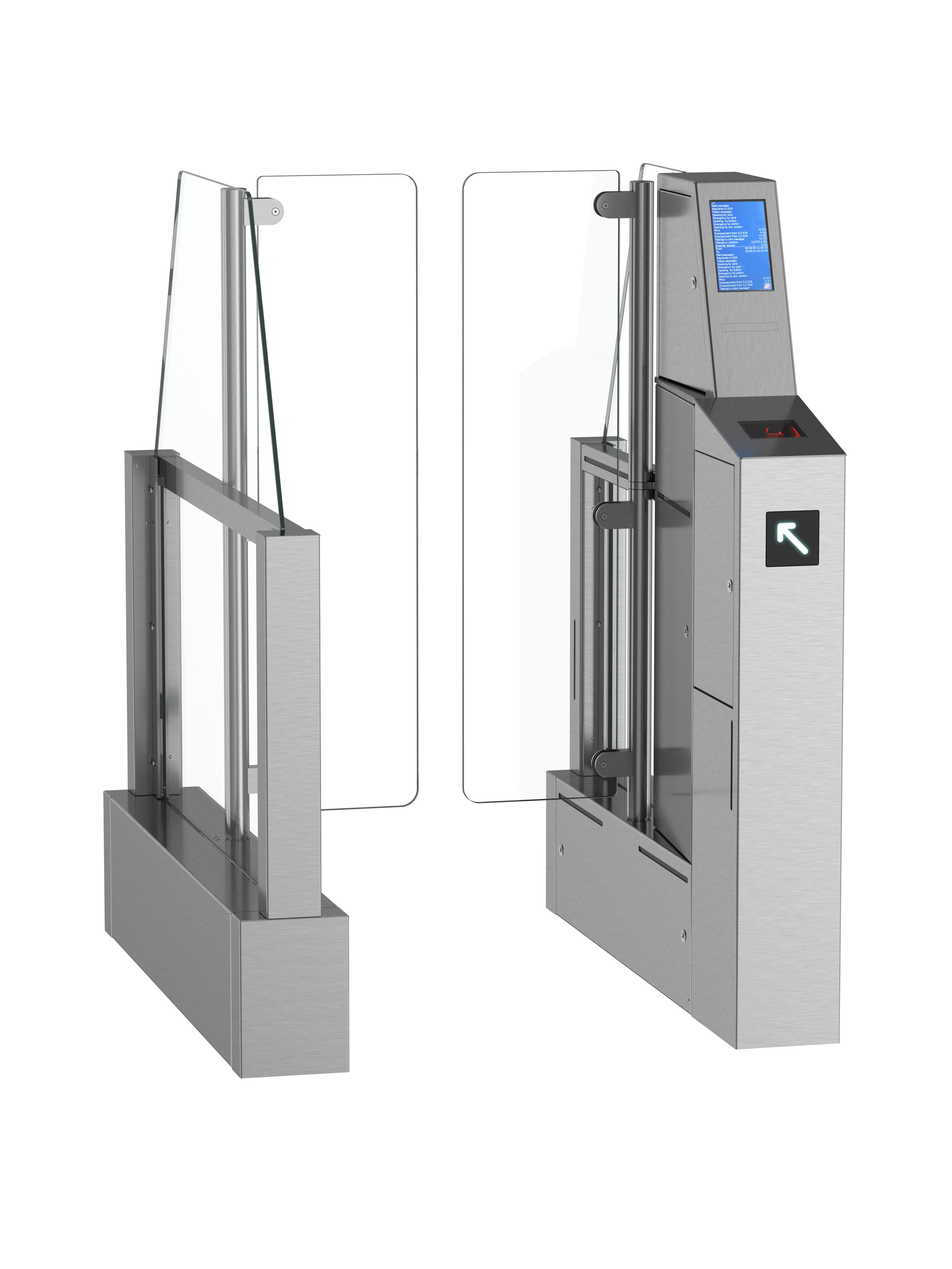 Entrance Security for Flexible Office Space