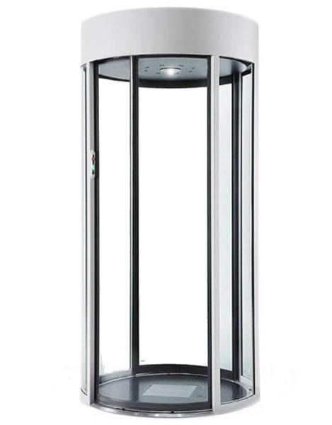 C2 Cylindrical Security Portal