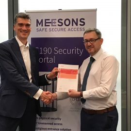 Meesons Extends LPS 1175 Issue 8 Security Portal Offer