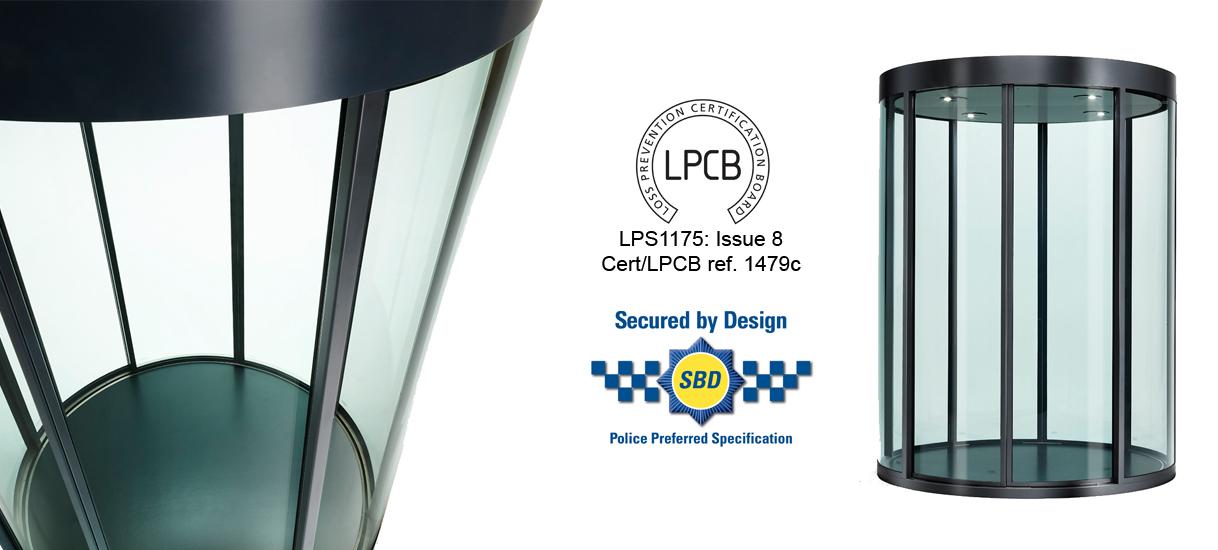 LPS 1175 Security Portals