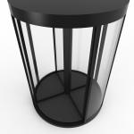 Product render of Security Revolving Door