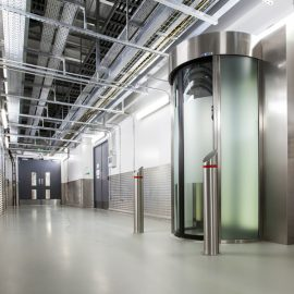 Data centres: fire safety and fire-resistant entrances