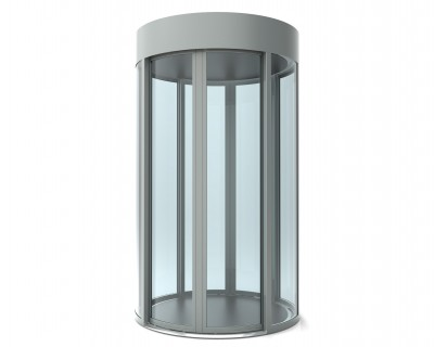 C3 Cylindrical Security Portal
