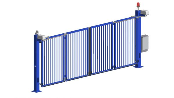EntraQuick<sup>®</sup> I Quick Folding Gate