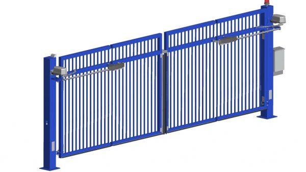 EntraQuick<sup>®</sup> II Quick Folding Gate