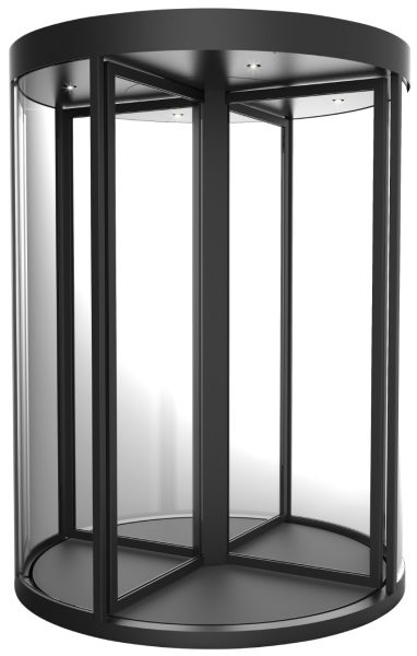 Rev 190 Security Revolving Door