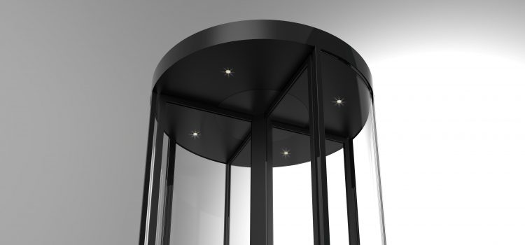 Meesons Rev 190 Revolving Door first in the world to achieve LPS 1175